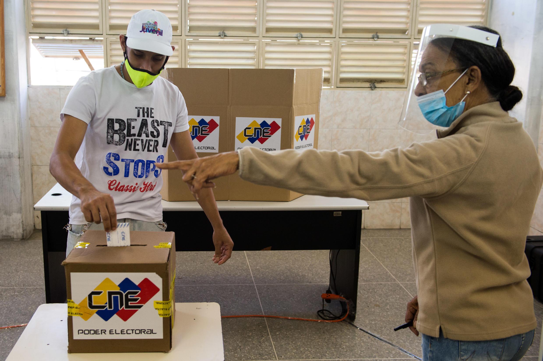 Elections legislatives Venezuela