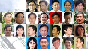 Các thành viên của khối 8406 (DR)