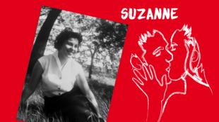 Dans la peau de Suzanne.