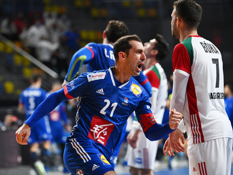 michael guigou - france handball