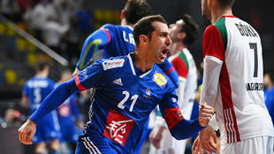 michael guigou - france handball