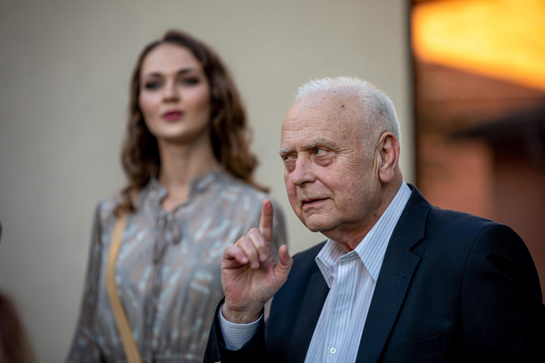 Валентин Елизарьев, глава Большого театра оперы ибалета Беларуси
