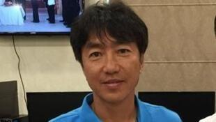 Huấn luyện trưởng đội tuyển Việt Nam Toshiya Miura.