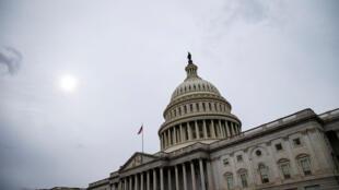Washington la capitale fédérale a été désertée avant la fête de Noël.