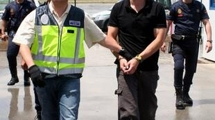 Garikoïtz  Aspiazu Rubina is arrested in 2011