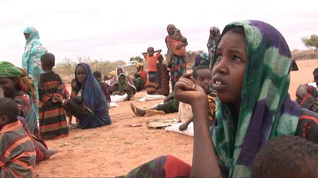 O continente africano continua sendo o que mais sofre com a falta de alimentos no mundo.