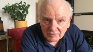 En mayo del 68, Roger Silvain era secretario general adjunto del sindicato CGT de la fábrica Renault-Billancourt.