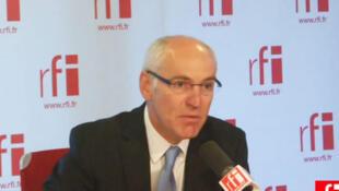 Thierry Repentin, ministre délégué auprès du ministre des Affaires étrangères, chargé des Affaires européennes.