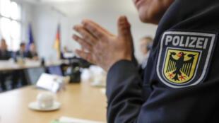 Emblema da Polícia da Alemanha