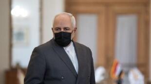 محمدجواد ظریف وزیر امور خارجه ایران