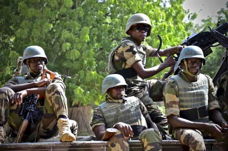 Soldats nigériens (image d'illustration).