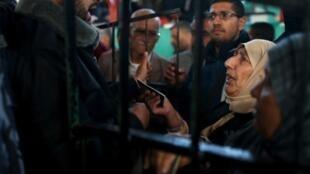 Le président égyptien Abdel Fattah al Sissi a demandé