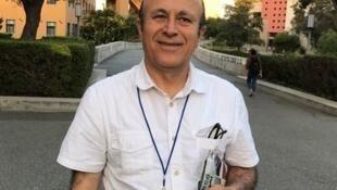 Nader Vahabi est l'auteur de nombreux ouvrages sur la diaspora iranienne.