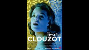 Affiche de l'exposition «Le mystère Clouzot» visible du 8 novembre 2017 au 29 juillet 2018 à la Cinémathèque.