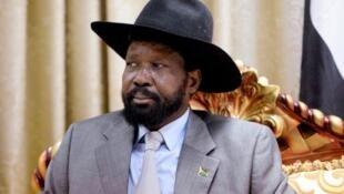 Rais wa Sudan Kusini, Salva Kiir