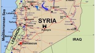 联合国暂停向叙利亚南部德拉省(Daraa)提供人道救援  2018年6月28日