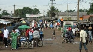 Douala, Cameroun.