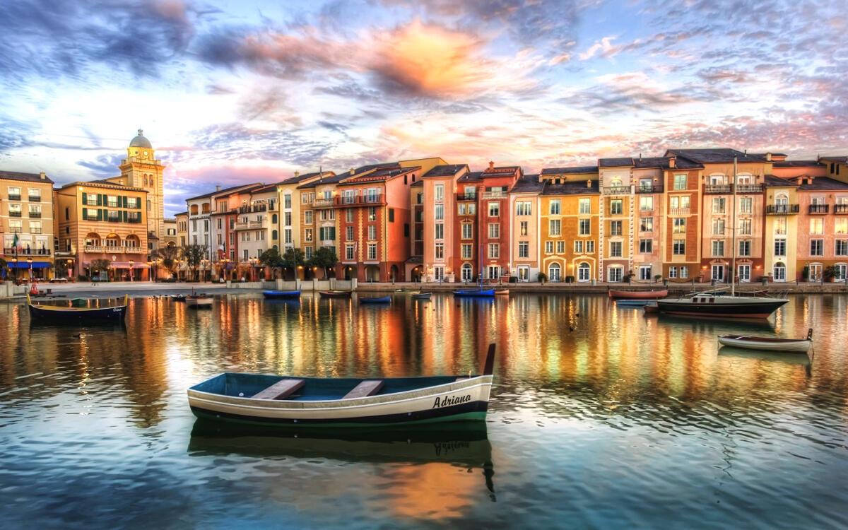 Thị trấn Portofino trở nên nổi tiếng nhờ bài hát cùng tên (DR)