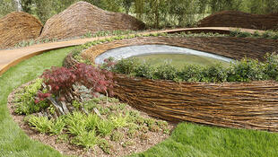 « Le jardin chinois », Festival International des Jardins 2016.