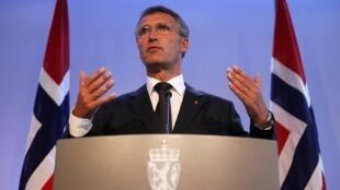 O primeiro-ministro norueguês, Jens Stoltenberg, prometeu rever todos os procedimentos antiterrorismo do país.