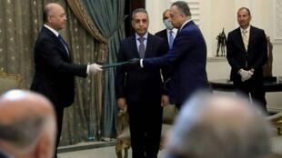رئیس سرویس های اطلاعاتی عراق سومین نفری است که در سال جاری میلادی مسئولیت تشکیل دولت در عراق را برعهده می گیرد.