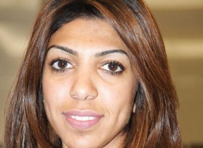 France 24 correspondant Nazeeha Saeed