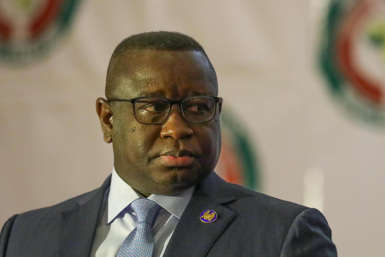 Sierra Leone President Julius Maada Bio