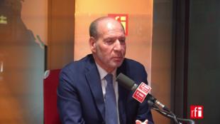 Jean-Jacques Bridey sur RFI le 31 octobre 2017.