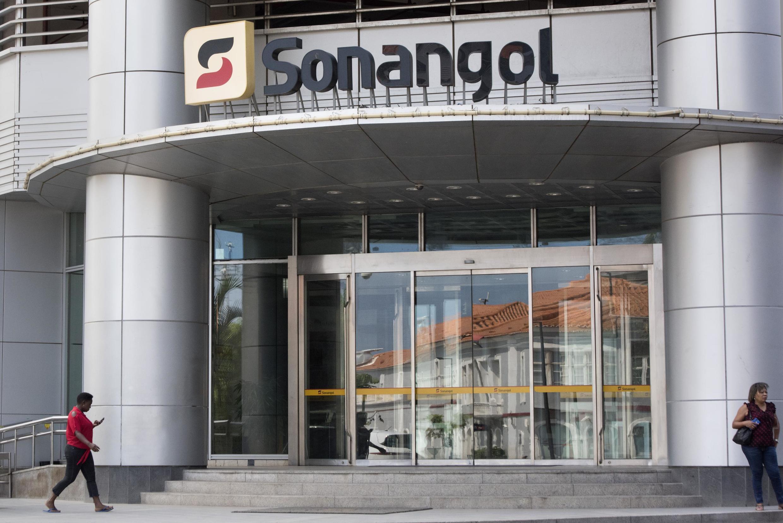 Sede da Sonangol. Luanda. 10 de Novembro de 2018.