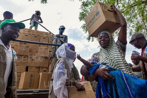 UNICEF ta damu matuka kan halin da yara ke ciki a Jamhurriyar Afrika ta Tsakiya.