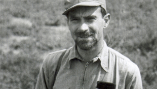 美國記者、作家埃德加·斯諾資料圖片