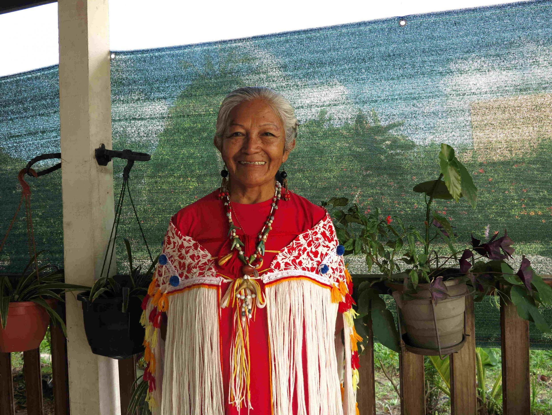 Cécile Kouyouri, cheffe du village Bellevue.