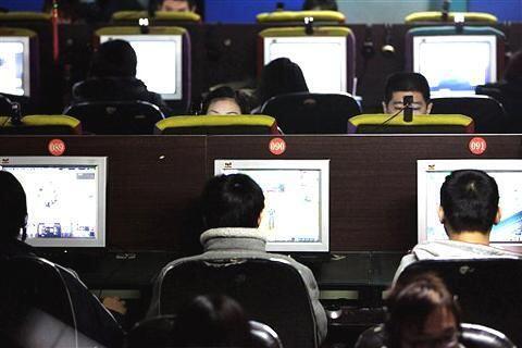 Không thể tự do tìm thông tin trên mạng tại Trung Quốc.