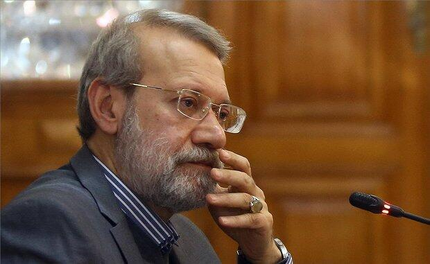 علی لاریجانی رئیس پیشین مجلس شورای اسلامی ایران