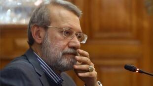 علی لاریجانی رئیس مجلس شورای اسلامی ایران