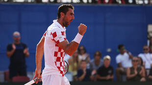 World number six Marin Cilic reached the Australian Open final in January.