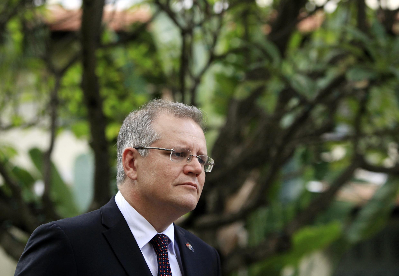 Ministro da Imigração australiano, Scott Morrison, defende que política de imigração severa do país serve para evitar tragédias e caos nas fronteiras.