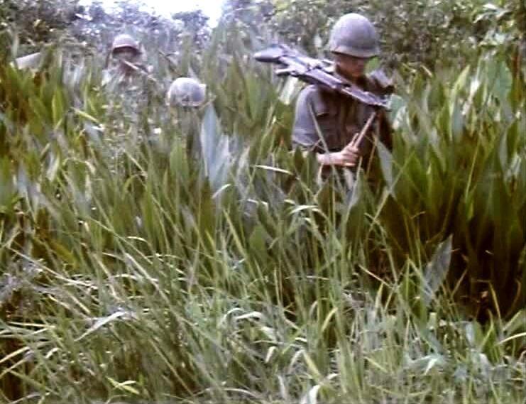 Extrait de « La Guerre du Vietnam, images inconnues ».