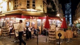 В 9 регионах Франции уже действует комендантский час
