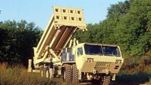 薩德反導彈系統