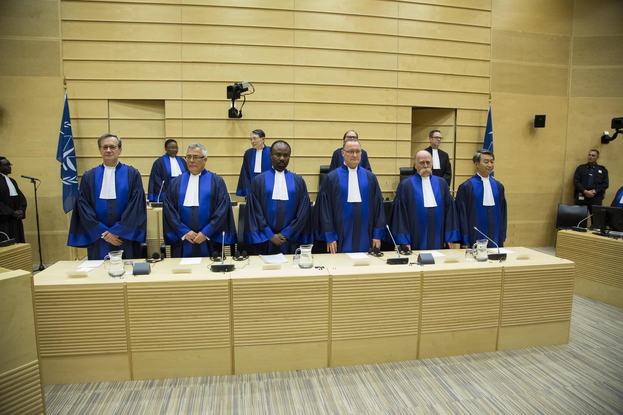 Burundi, Namibia, Sudáfrica y ahora Gambia anunciaron su salida de la CPI.