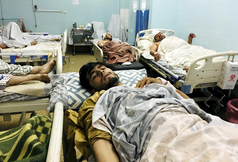 Afghanistan - Kaboul - attentat - hôpital