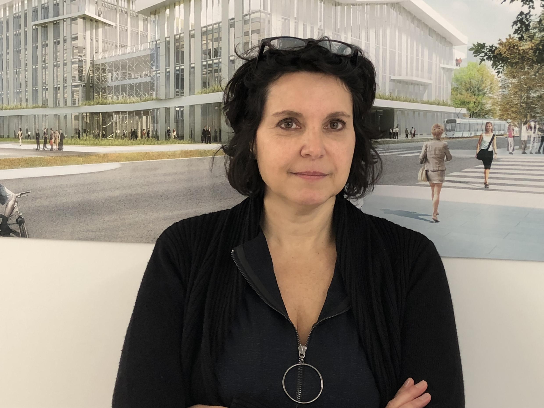 Cláudia Damasceno, codiretora do Centro de Pesquisa sobre o Brasil Colonial e Contemporâneo da EHESS.