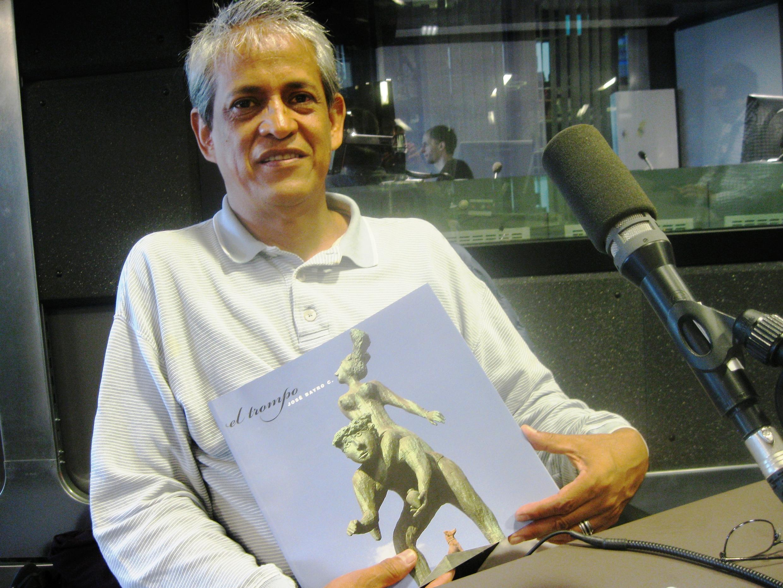 José Miguel Bayro en RFI.