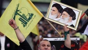 جمهوری اسلامی ایران، اصلیترین حامی حزبالله لبنان ، از سوی دیگر جوامع این کشور مورد انتقاد قرار دارد