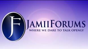 Nembo ya mtandao wa Jamii Forum ambao umefungwa Tanzania