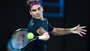 Roger Federer is a six-time Australian Open champion