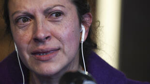 Colombian journalist Jineth Bedoya claims to have suffered persecution and threats since her rape and torture in 2000