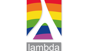 Logótipo da Lambda