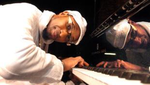 El pianista y compositor Omar Sosa.